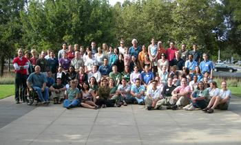Group photo, Career Prep workshop, 2006