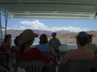 Lake Mead Field Trip - Listening to a talk