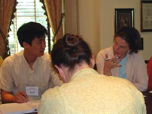 Research breakout session at 2008 Early Career workshop