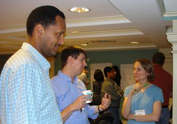 Early Career 2009 poster session