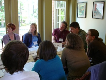 Early Career workshop participants