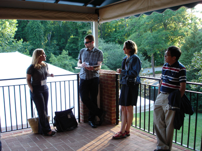 Discussion at the 2011 Early Career workshop