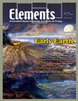 cover of the Elements special issue on the Early Earth
