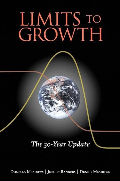 Couverture du livre limits to growth
