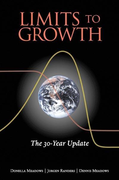 Couverture du livre «limits to growth»