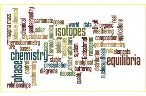some topics identified as being important in geochem classes