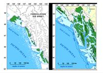 Cordilleran Ice Over Southeast Alaska Then and Now