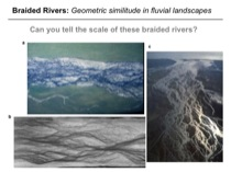 Braided Rivers: Geometric Similitude in Fluvial Landscapes.