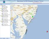 Hurricane Sandy Response Imagery Viewer