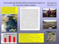 Environmental Health and Environmental Justice St. Lawrence Island Alaska