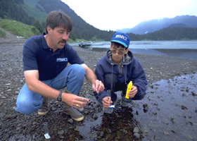 Water quality measurements