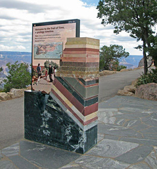 Grand Canyon Trail of Time