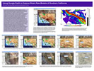 thumnail image of poster: Using Google Earth to Explore Strain Rate Models of Southern California