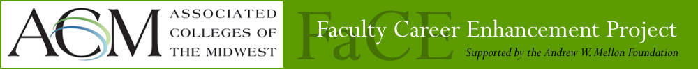 ACM Faculty Career Enhancement Program
