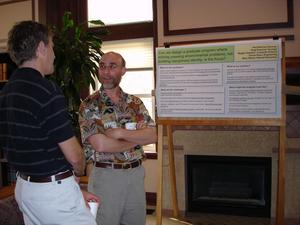 Poster session on programs of the future