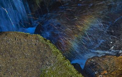 Waterfall Rainbow
