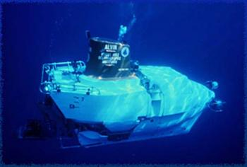 The Alvin Deep Sea Submersible
