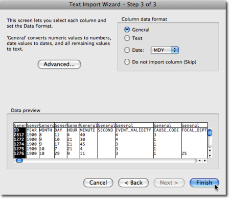 import wizard 4