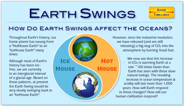 Earth Swings Home Page