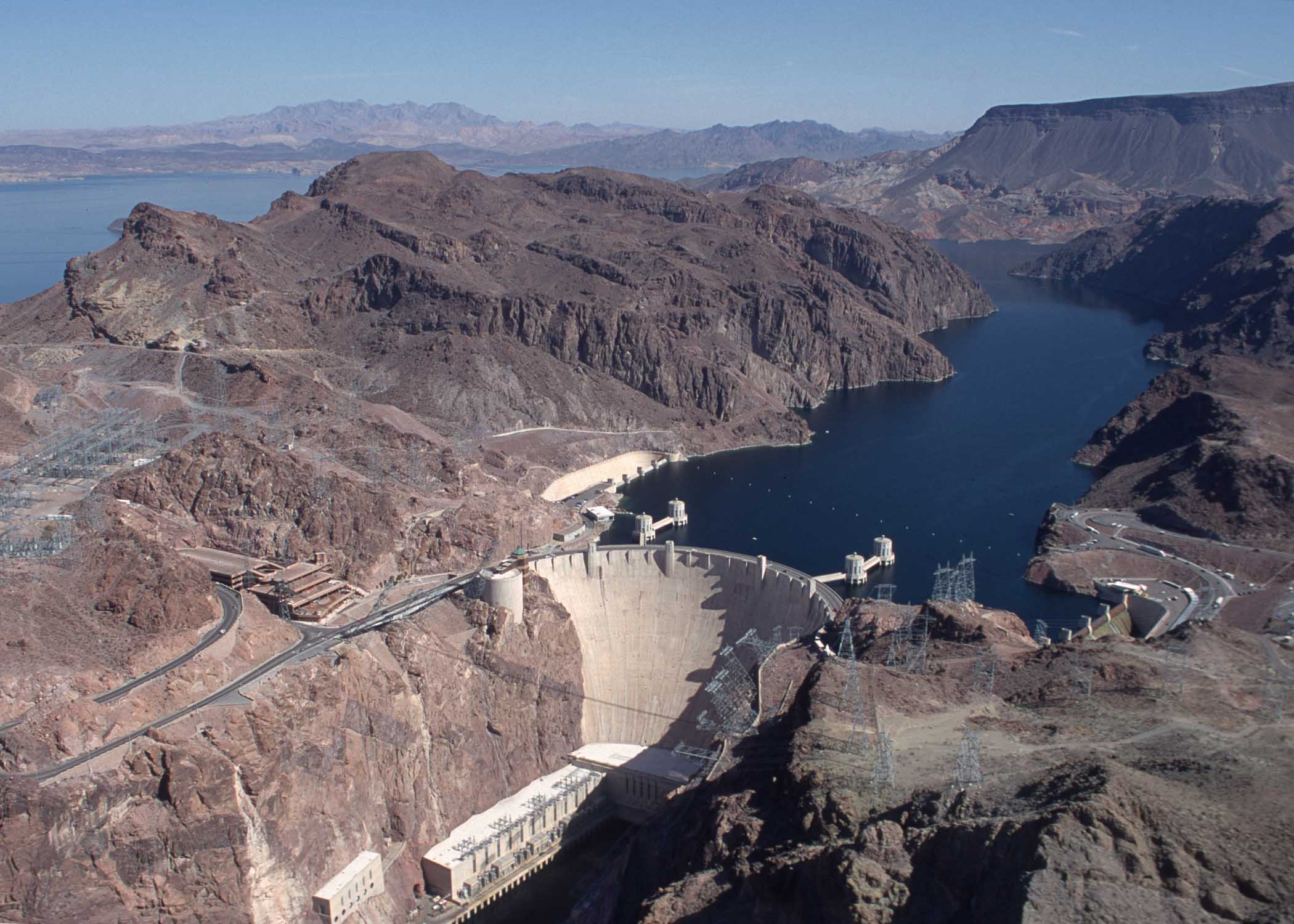 an introduction to the hoover dam Answer to the new hoover dam bridge connecting arizona and nevada opened in october 2010 ( fig 118) it is the highest and.