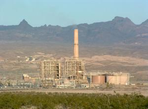 Mohave Power Generation Plant