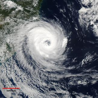 Hurricane Catarina - 2004