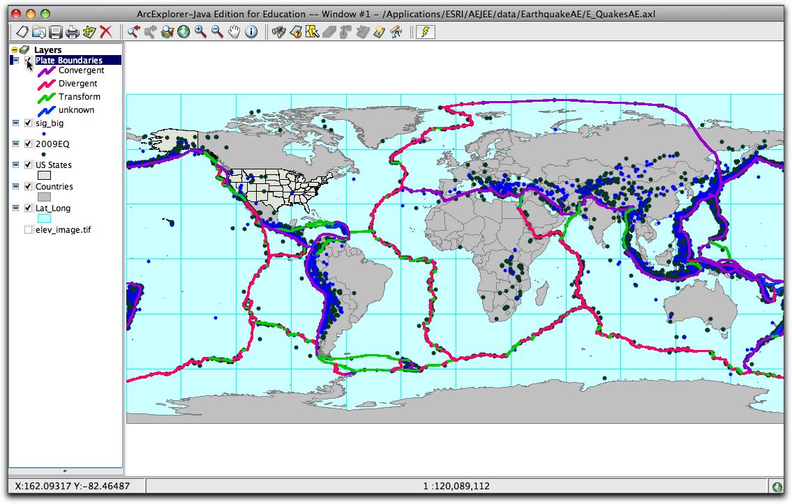 Tectonic Plates - The Mystery of Plate tectonics