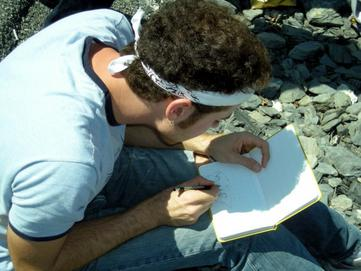 Student mapping in the field