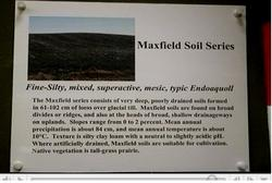 maxfield plaque