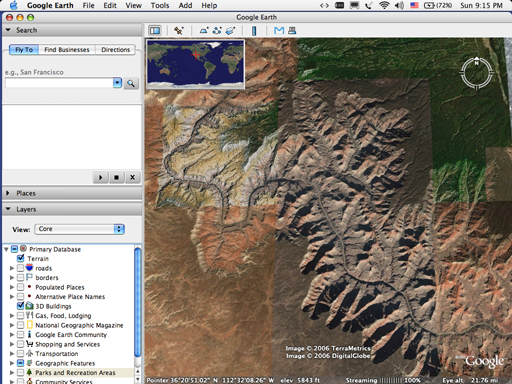 Overview of Google Earth