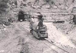 Navajo miners 1952