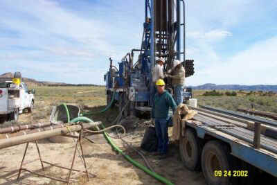 Development of Coalbed Methane in the Powder River Basin.