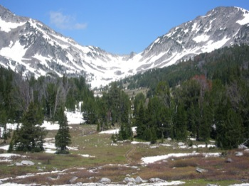 Upper Bear Basin