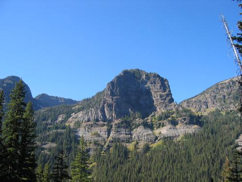 West Canyon Wall