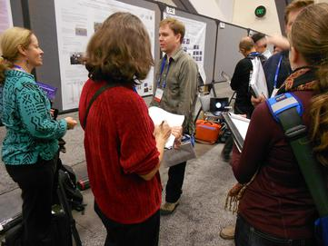 Cognition poster session, 2012 AGU