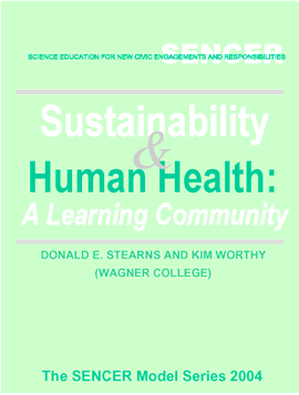 Cover Art for Sustainability and Human Health