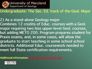 Slide 27 from Ridkey presentation at 2003 Teacher Prep workshop