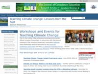 Go to /NAGTWorkshops/climatechange/workshops.html