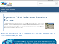 Go to http://cleanet.org/clean/educational_resources/index.html