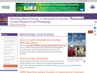 Go to /dev/NAGTWorkshops/energy/workshops.html