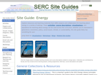 Go to /serc/site_guides/energy.html